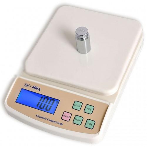 Весы бытовые.  Макс. 7 кг. Точность 1 г.