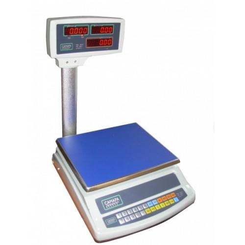 ВТЕ-30Т2СМ.  Макс. 30 кг. Точность 5 г.