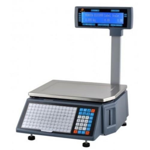 Весы с печатью этикетки RLS-1000