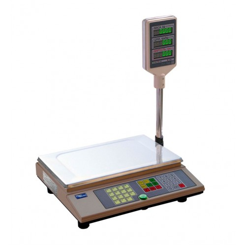 ВТА-60/15-5D-AC   Макс. 15 кг.   RS 232
